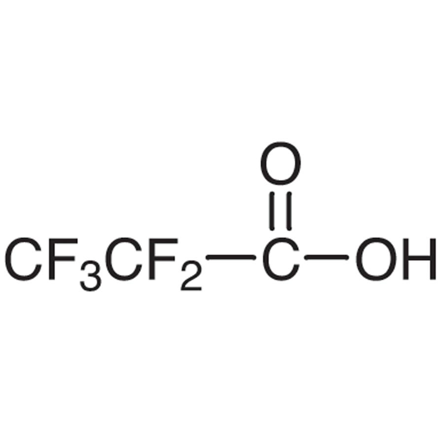 Pentafluoropropionic Acid (ca. 0.5mol/L in Water) [Ion-Pair Reagent for LC-MS]