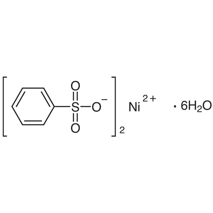 Nickel(II) Benzenesulfonate Hexahydrate