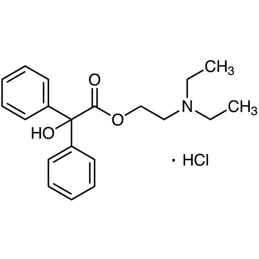 Benactyzine Hydrochloride