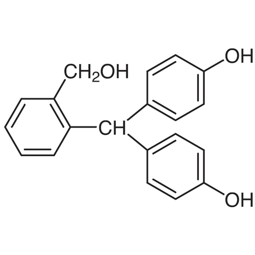 2-[Bis(4-hydroxyphenyl)methyl]benzyl Alcohol