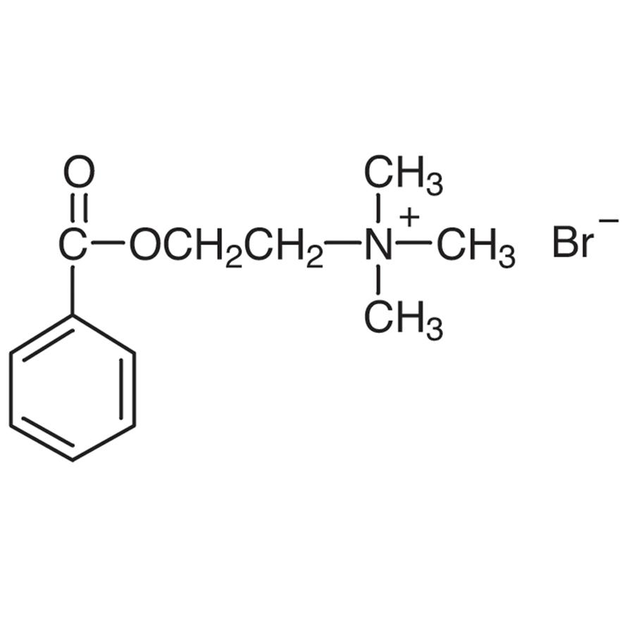 Benzoylcholine Bromide