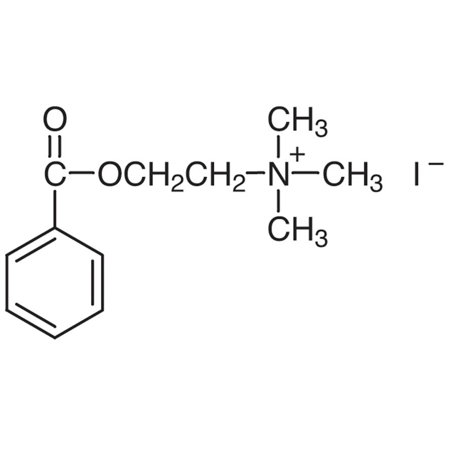 Benzoylcholine Iodide