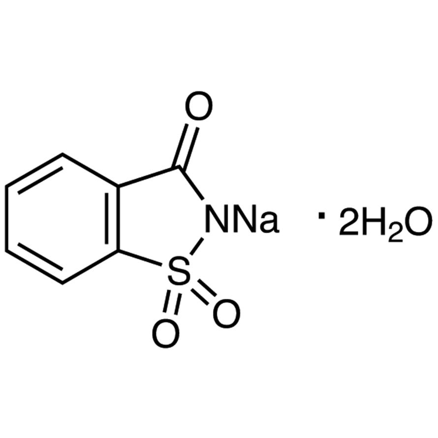 o-Sulfobenzimide Sodium Salt Dihydrate