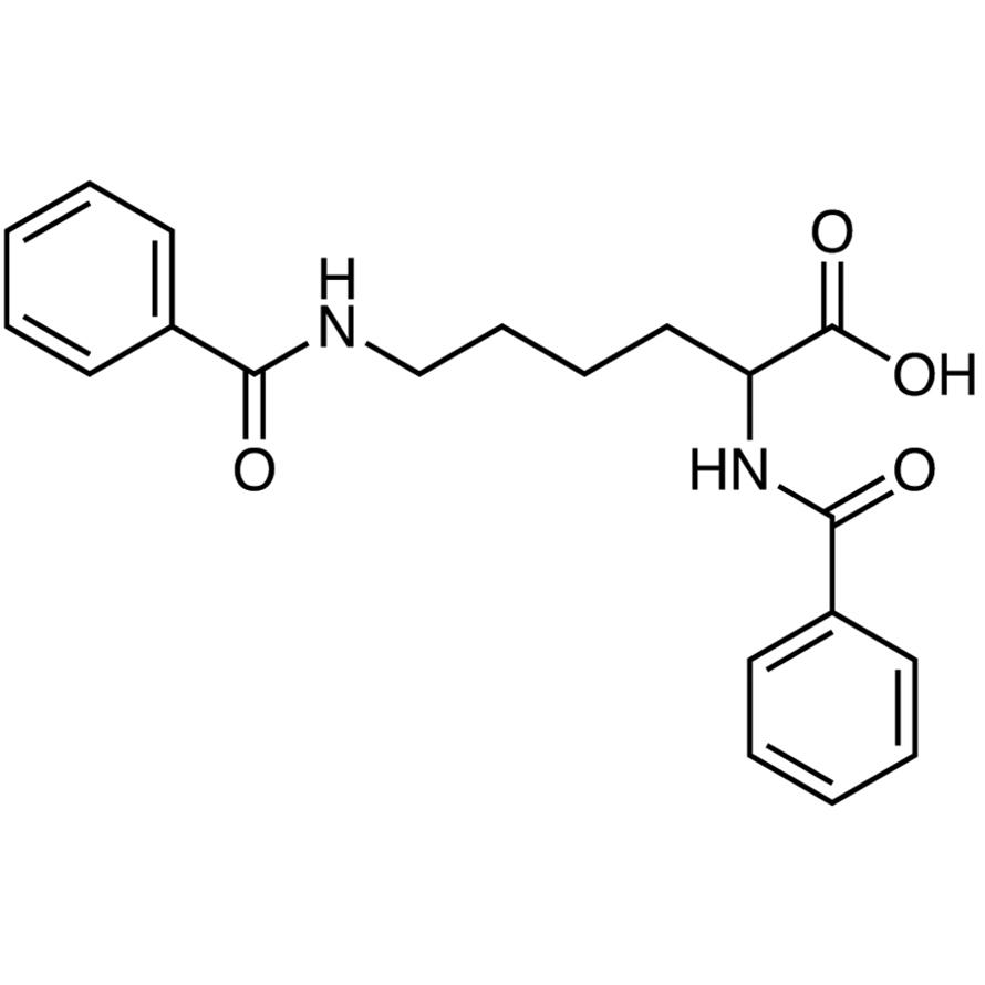 ,-Dibenzoyl-DL-lysine