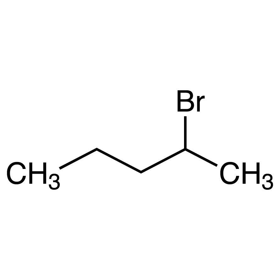 2-Bromopentane (contains ca. 12% 3-Bromopentane)
