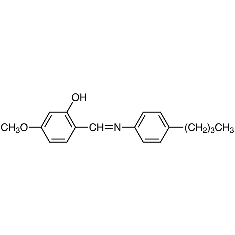 N-(4-Methoxy-2-hydroxybenzylidene)-4-butylaniline