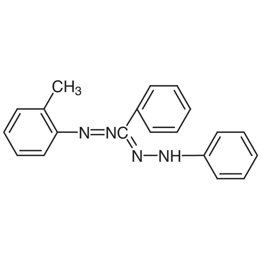 3,5-Diphenyl-1-(o-tolyl)formazan