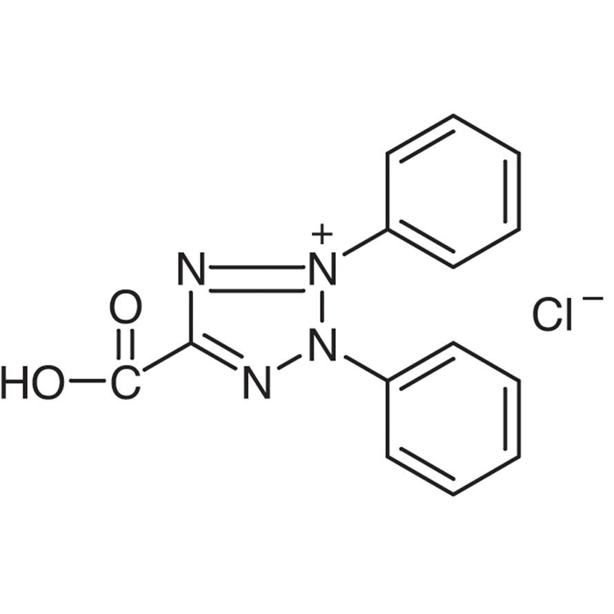 2,3-Diphenyl-5-carboxytetrazolium Chloride