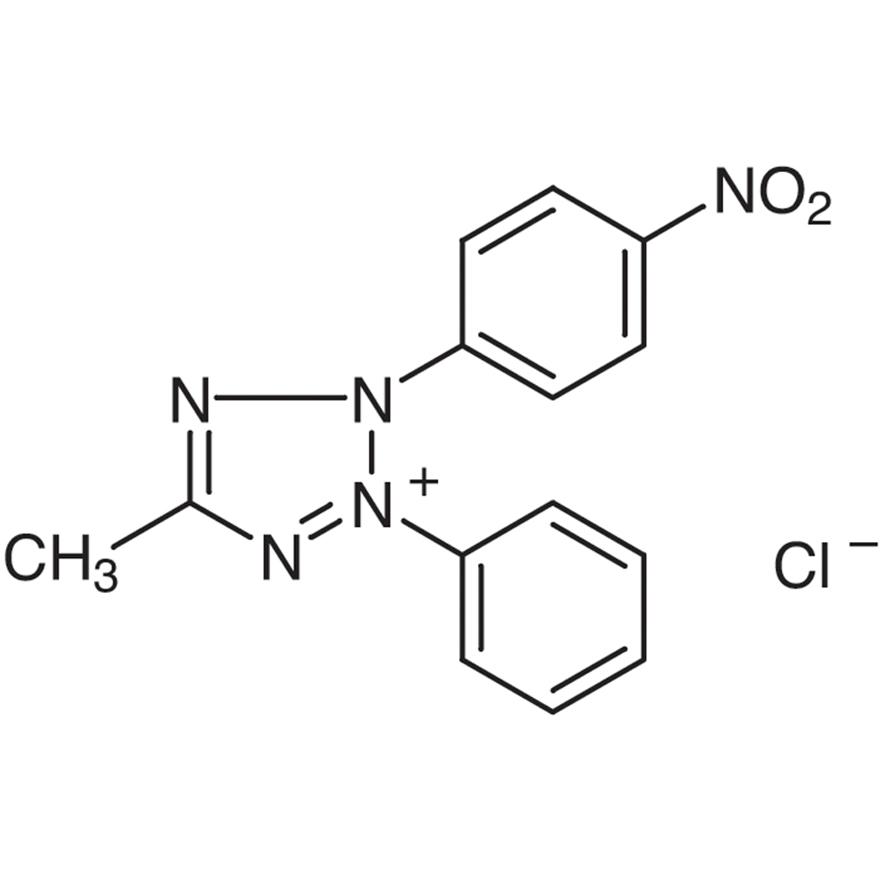 3-(4-Nitrophenyl)-5-methyl-2-phenyltetrazolium Chloride