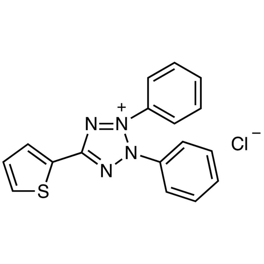 2,3-Diphenyl-5-(2-thienyl)tetrazolium Chloride