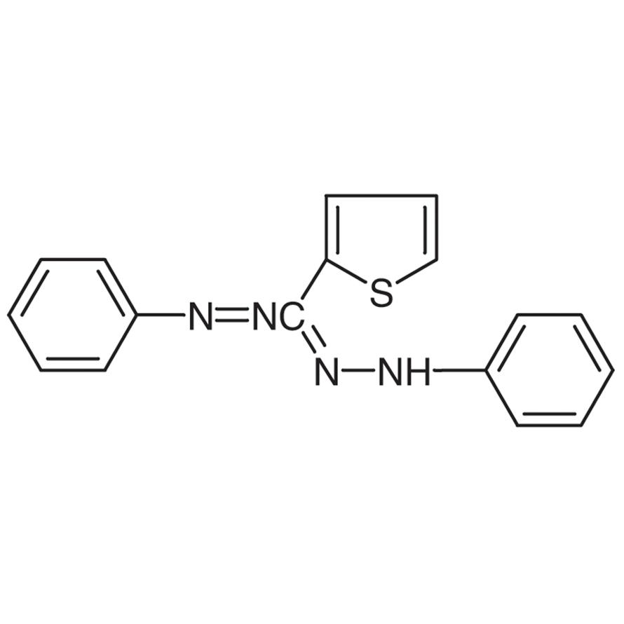 1,5-Diphenyl-3-(2-thienyl)formazan