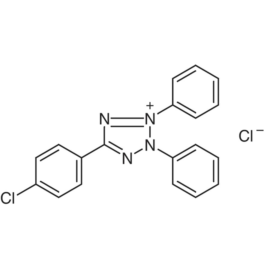 2,3-Diphenyl-5-(4-chlorophenyl)tetrazolium Chloride