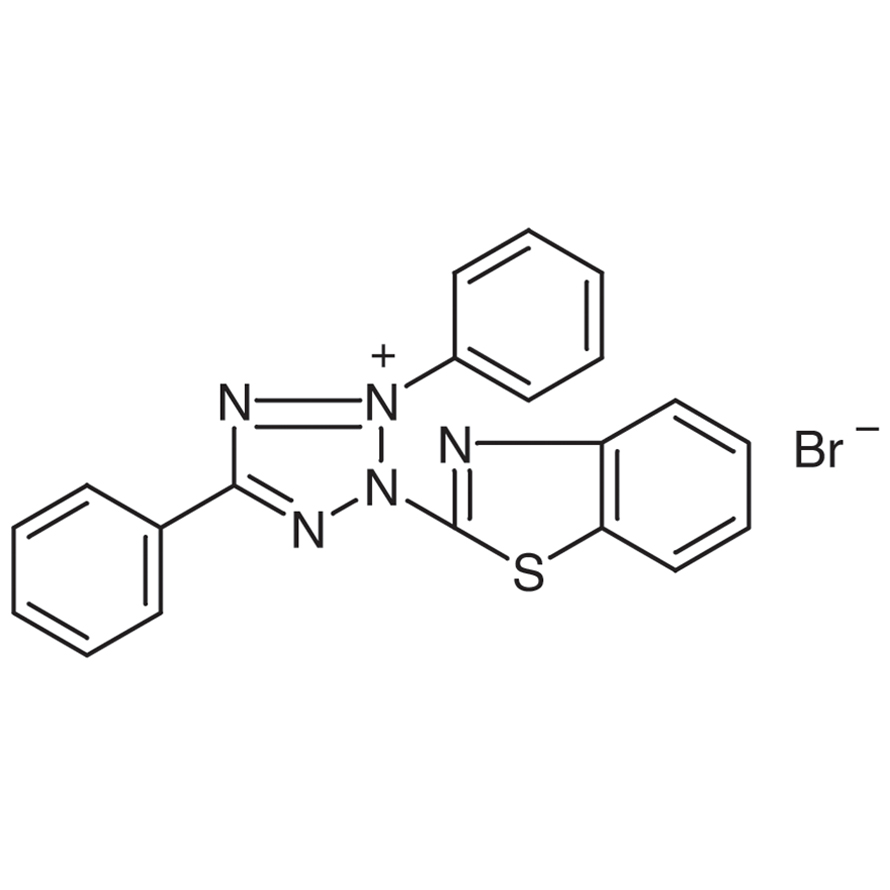 2-(2-Benzothiazolyl)-3,5-diphenyltetrazolium Bromide