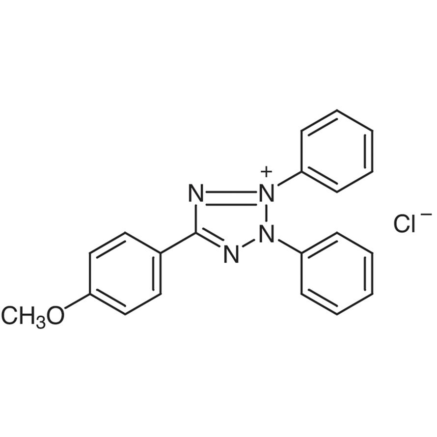 2,3-Diphenyl-5-(4-methoxyphenyl)tetrazolium Chloride