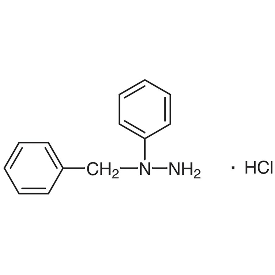 1-Benzyl-1-phenylhydrazine Hydrochloride