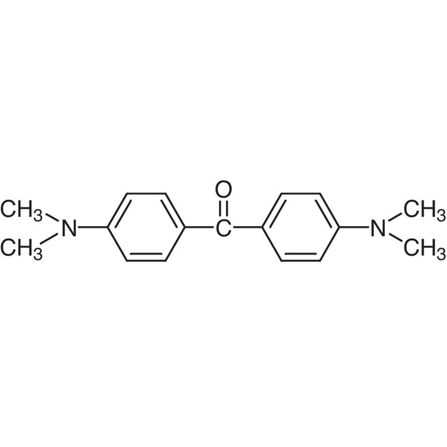 4,4'-Bis(dimethylamino)benzophenone