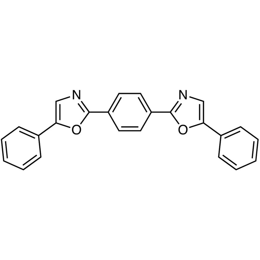 1,4-Bis[2-(5-phenyloxazolyl)]benzene [for scintillation spectrometry]