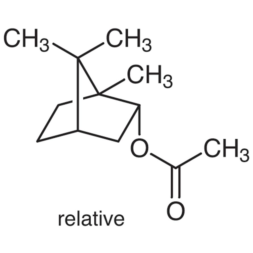 Bornyl Acetate (contains ca. 20% Isobornyl Acetate)