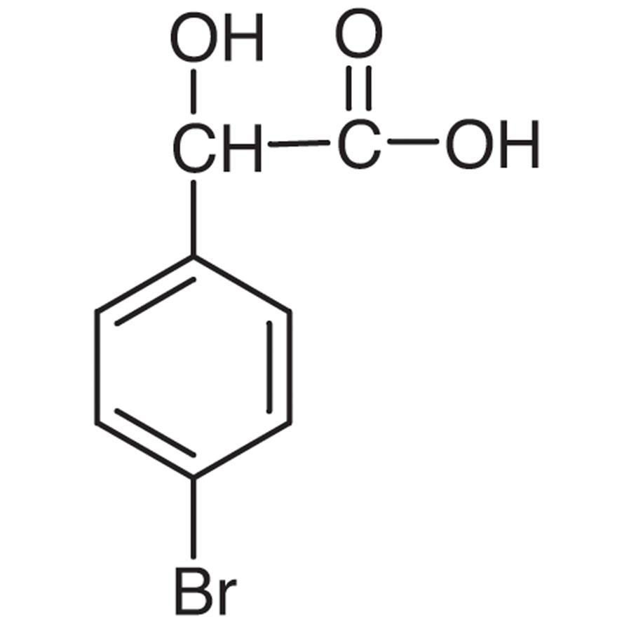 4-Bromo-DL-mandelic Acid