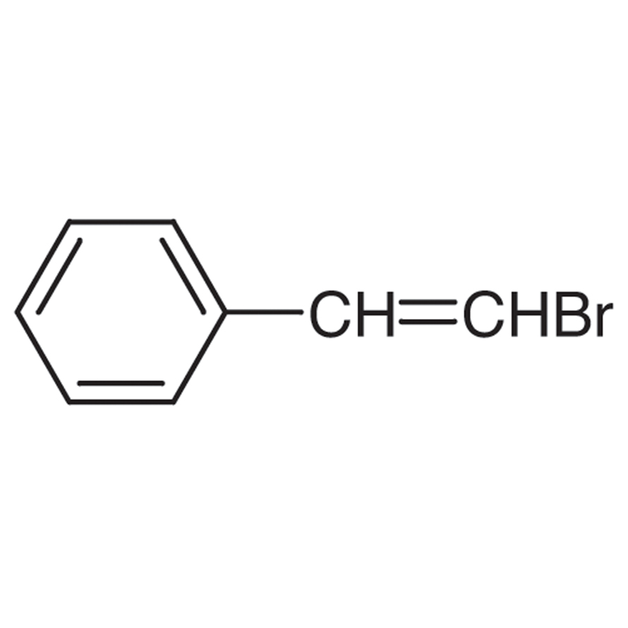 -Bromostyrene (cis- and trans- mixture)