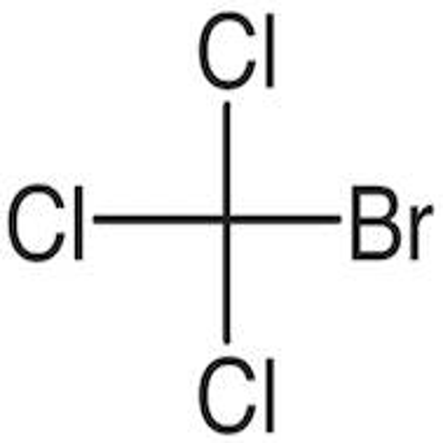 Bromotrichloromethane