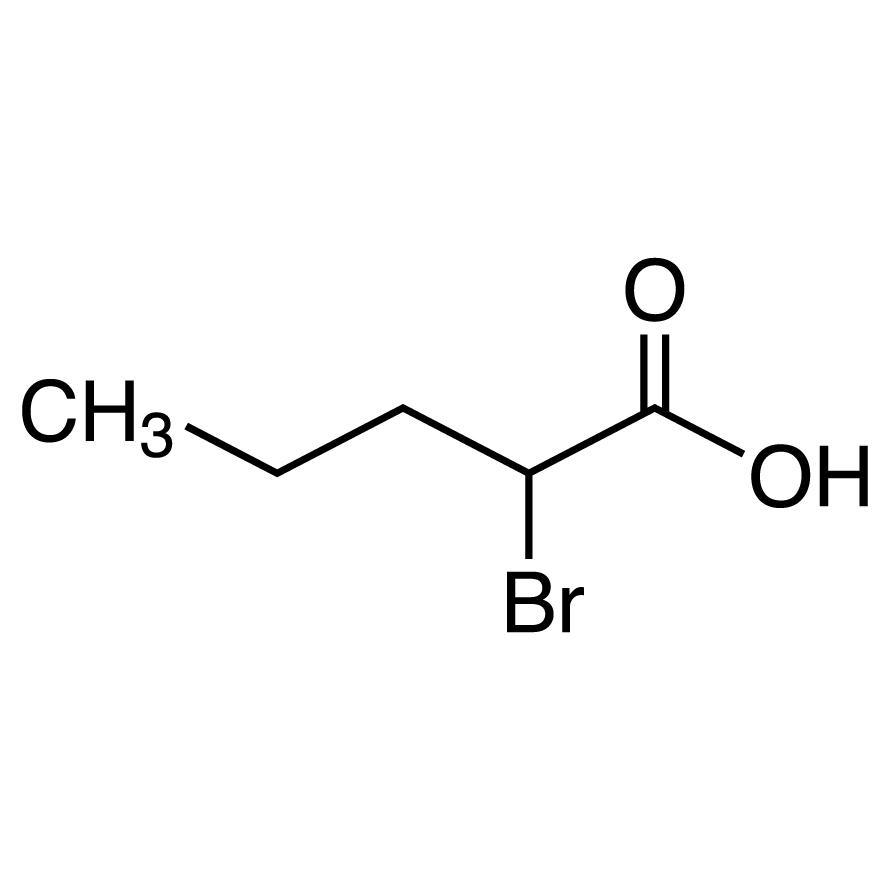 2-Bromovaleric Acid