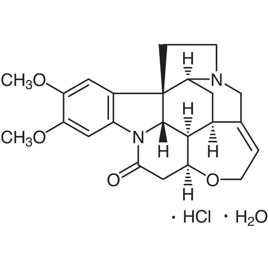 Brucine Hydrochloride Monohydrate