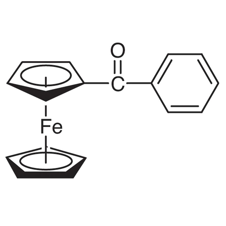 Benzoylferrocene