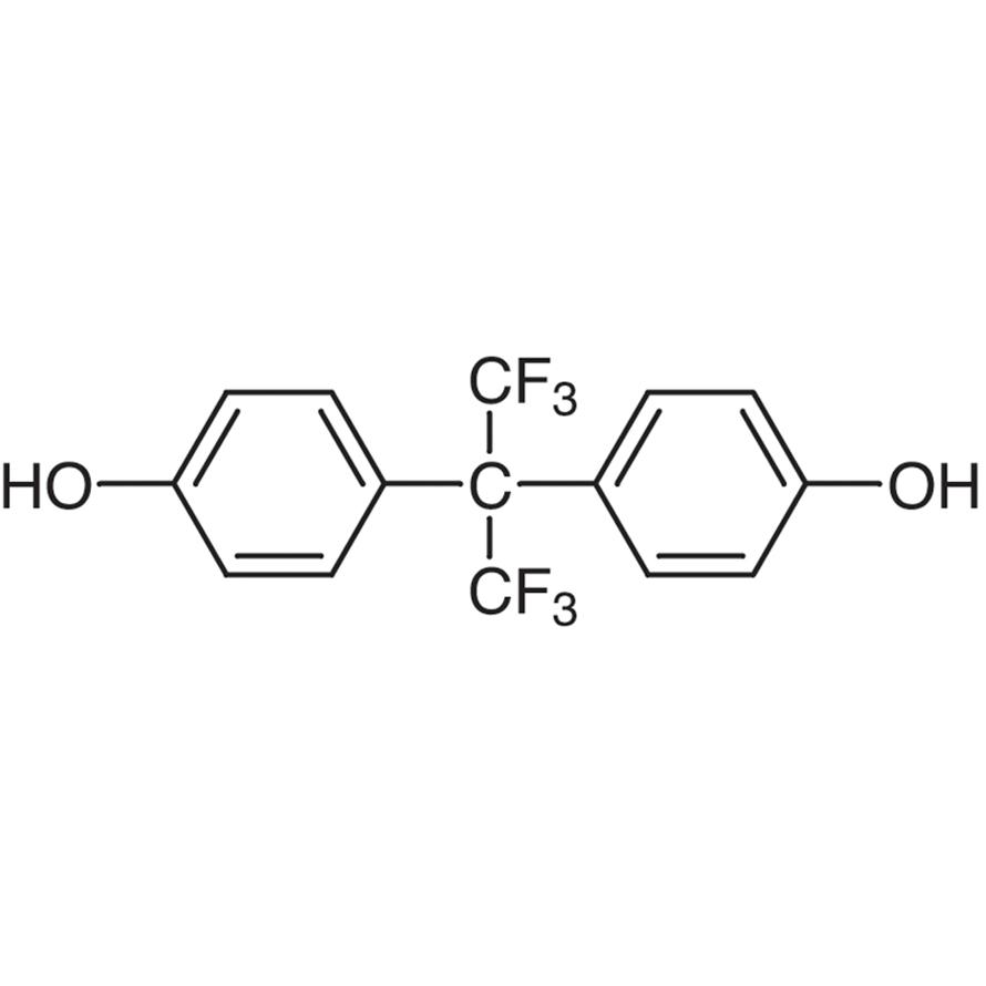 2,2-Bis(4-hydroxyphenyl)hexafluoropropane