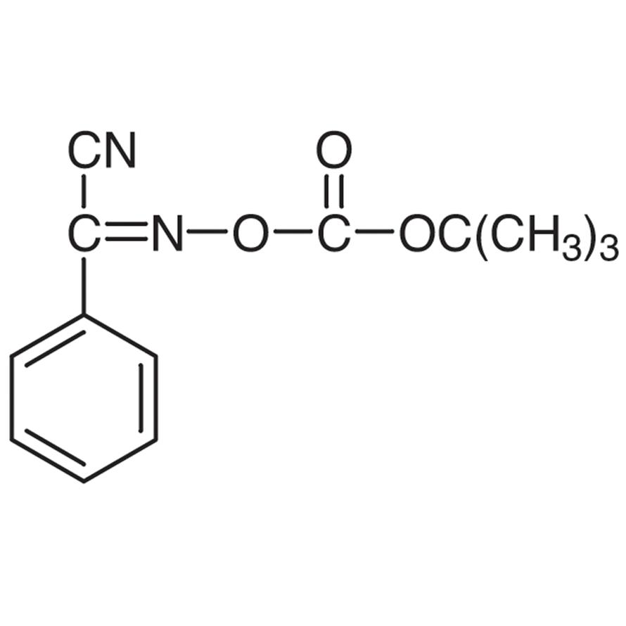 2-(tert-Butoxycarbonyloxyimino)-2-phenylacetonitrile
