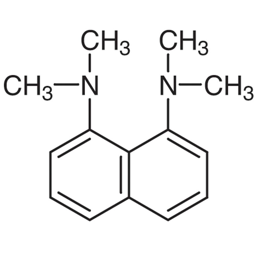 1,8-Bis(dimethylamino)naphthalene [for Dehydrohalogenation]