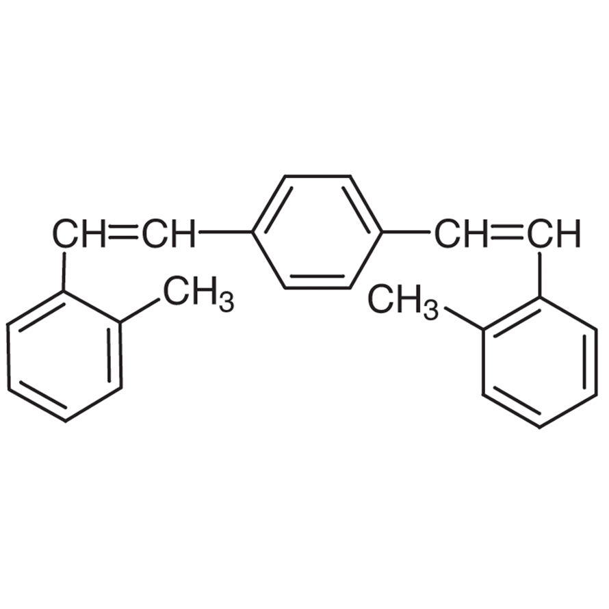 1,4-Bis(2-methylstyryl)benzene [Solute for Liquid Scintillation Counting]
