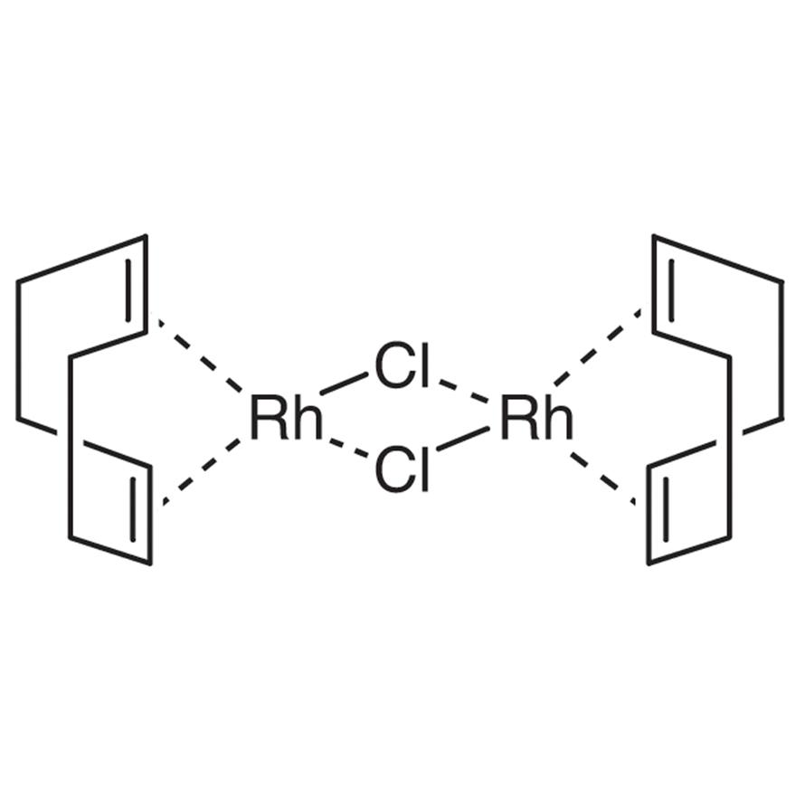 Chloro(1,5-cyclooctadiene)rhodium(I) Dimer