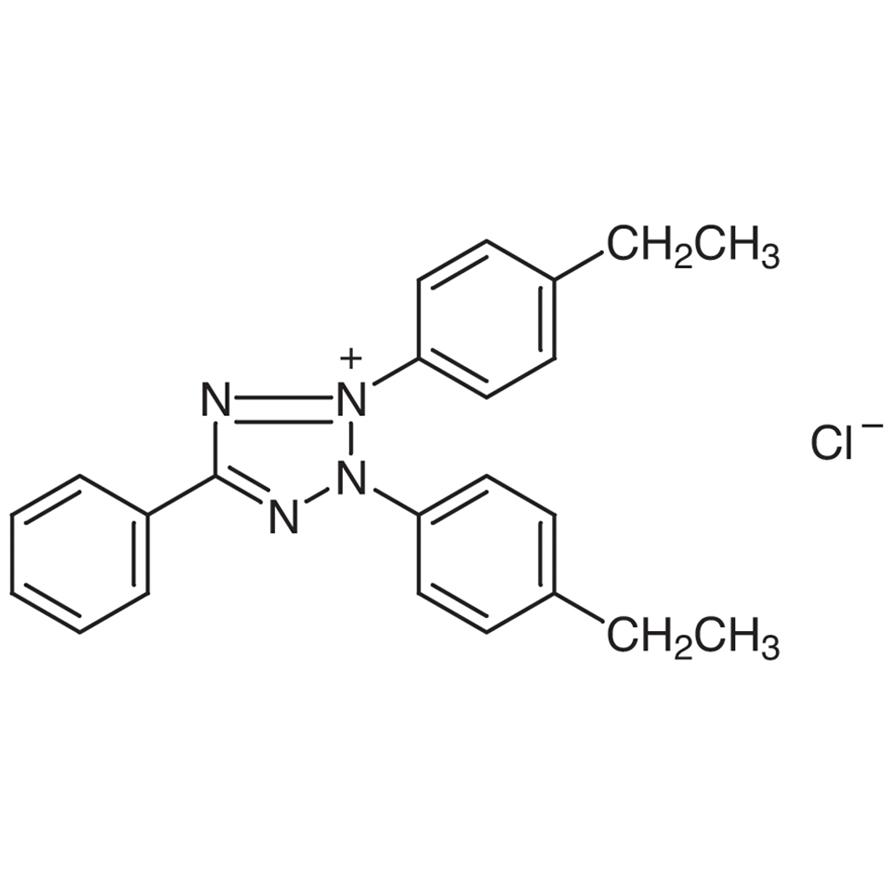 2,3-Bis(4-ethylphenyl)-5-phenyltetrazolium Chloride