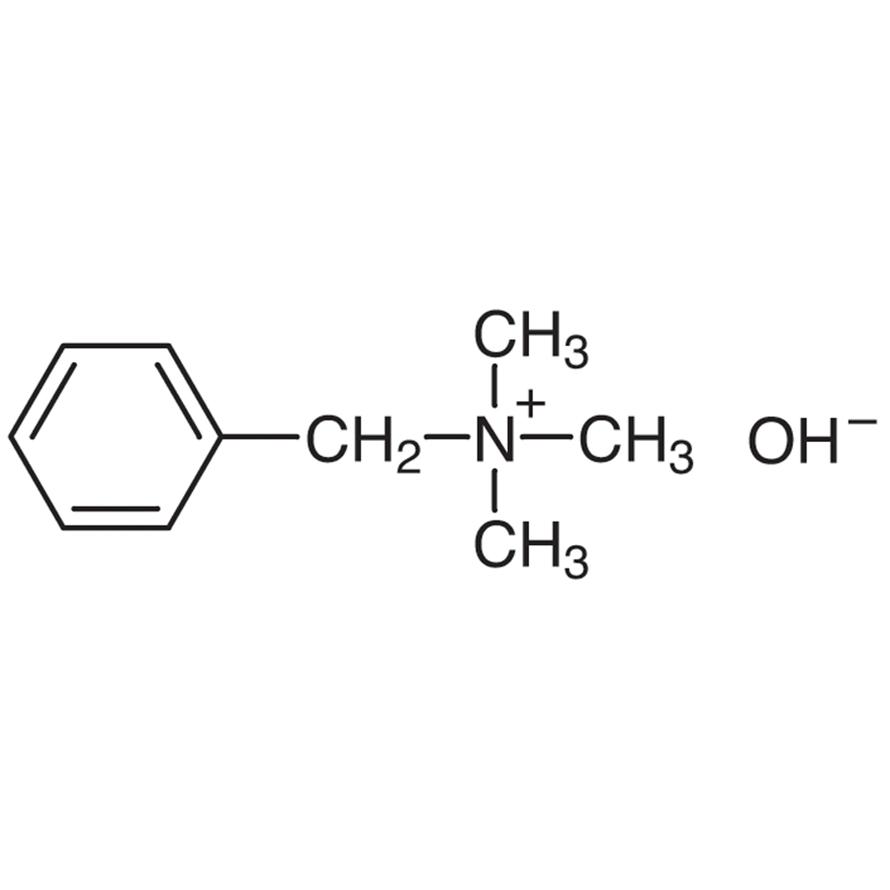 Benzyltrimethylammonium Hydroxide (40% in Water)