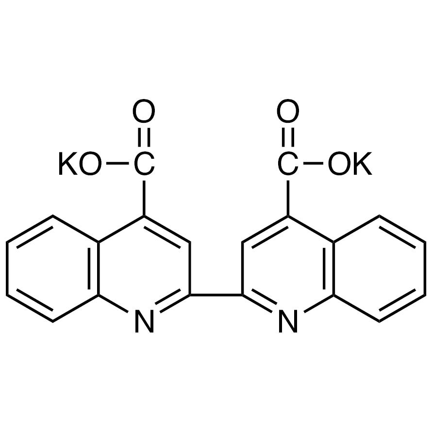 2,2'-Bicinchoninic Acid Dipotassium Salt [for Determination of Cu]