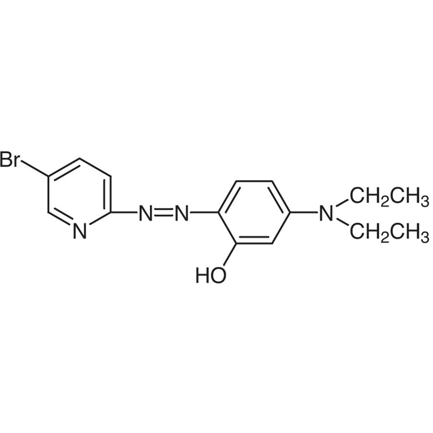 2-(5-Bromo-2-pyridylazo)-5-(diethylamino)phenol