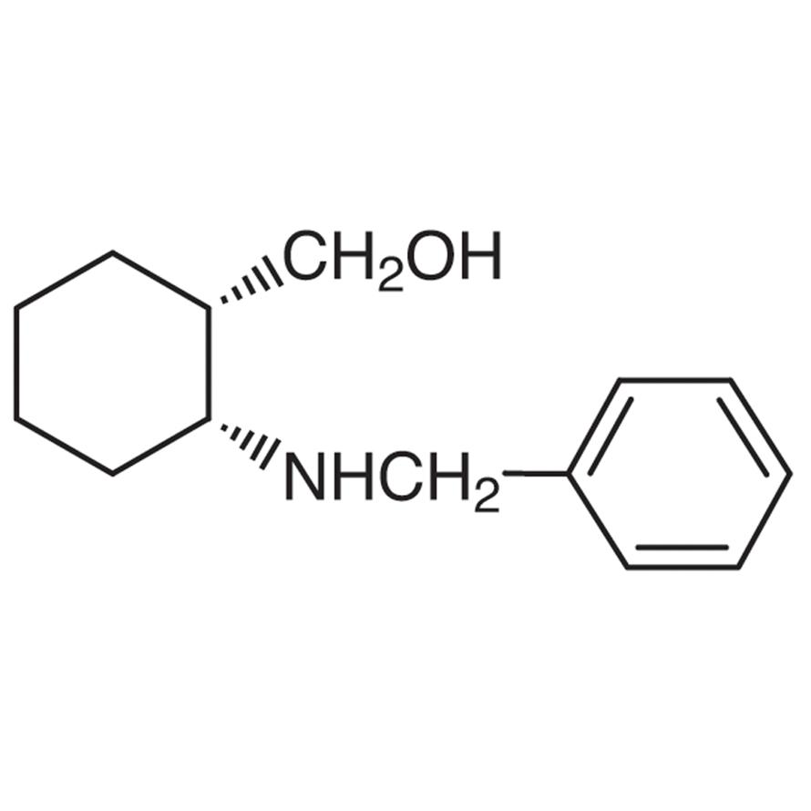 (-)-cis-2-Benzylaminocyclohexanemethanol