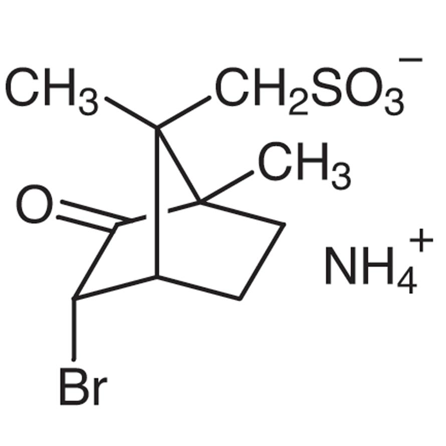 (+)-3-Bromocamphor-8-sulfonic Acid Ammonium Salt