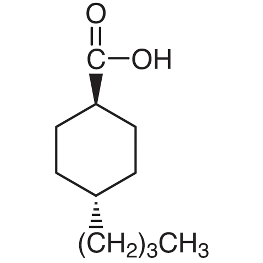 trans-4-Butylcyclohexanecarboxylic Acid