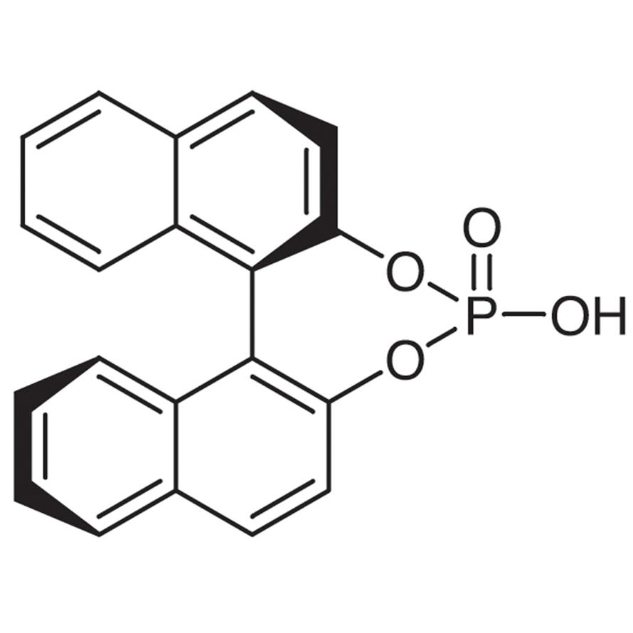 (R)-(-)-1,1'-Binaphthyl-2,2'-diyl Hydrogen Phosphate