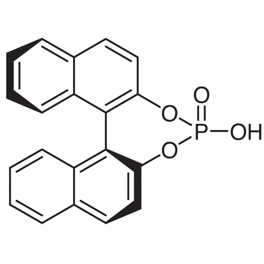 (S)-(+)-1,1'-Binaphthyl-2,2'-diyl Hydrogen Phosphate