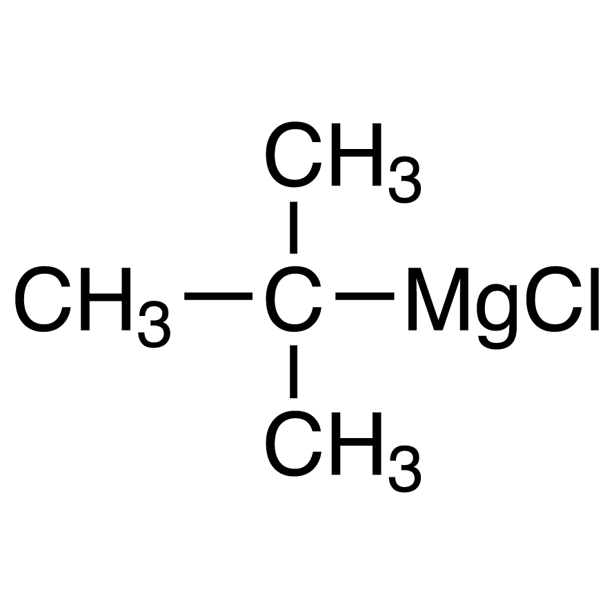 tert-Butylmagnesium Chloride (26% in Ethyl Ether, ca. 2mol/L)