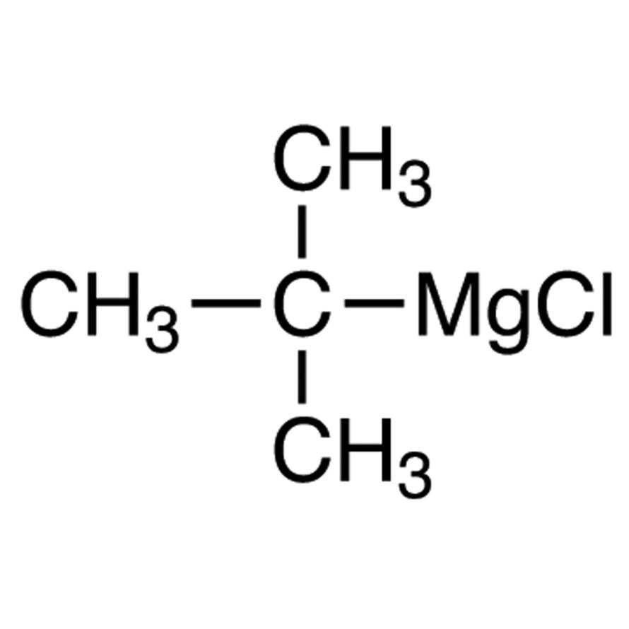 tert-Butylmagnesium Chloride (23% in Tetrahydrofuran, ca. 2mol/L)