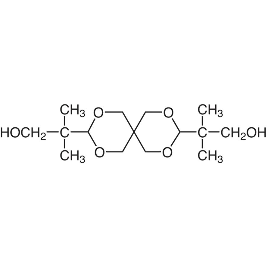 3,9-Bis(1,1-dimethyl-2-hydroxyethyl)-2,4,8,10-tetraoxaspiro[5.5]undecane