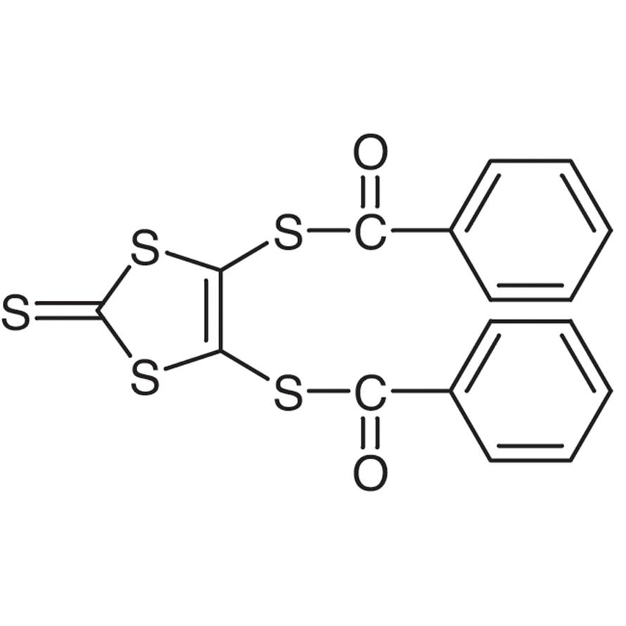 4,5-Bis(benzoylthio)-1,3-dithiole-2-thione