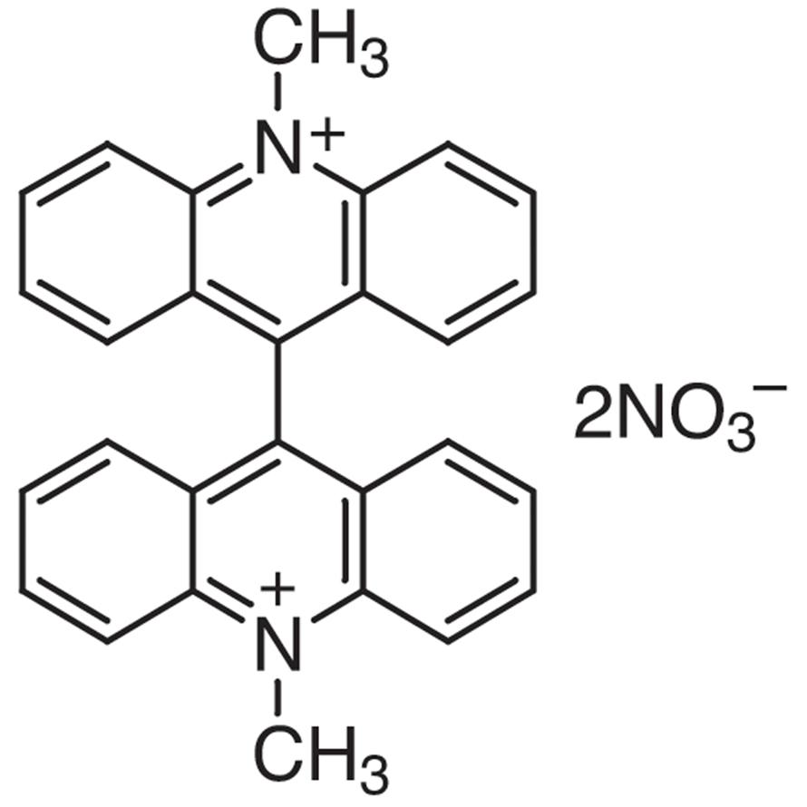 10,10'-Dimethyl-9,9'-biacridinium Dinitrate [for Chemiluminescence Research]