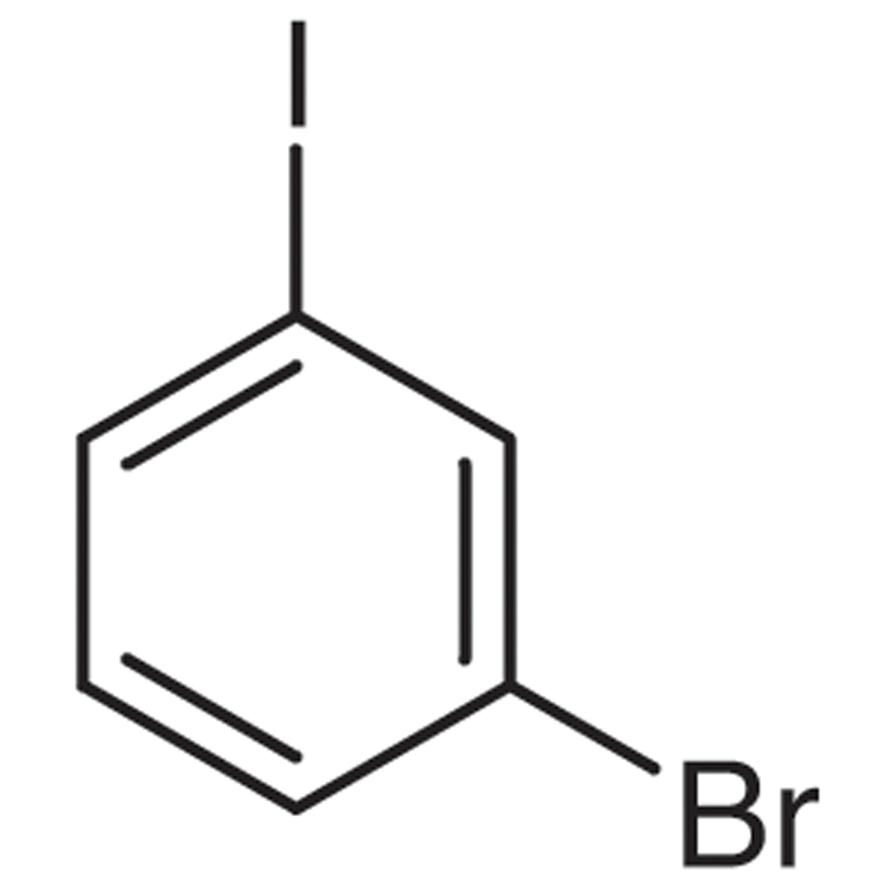 1-Bromo-3-iodobenzene (stabilized with Copper chip)