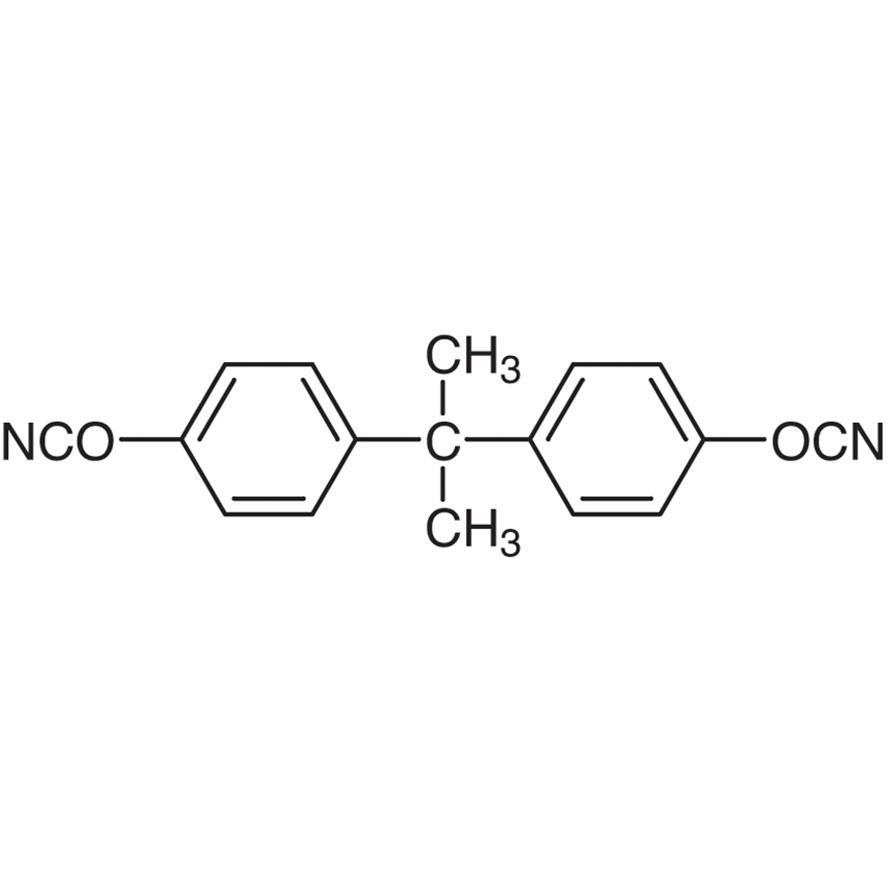 2,2-Bis(4-cyanatophenyl)propane