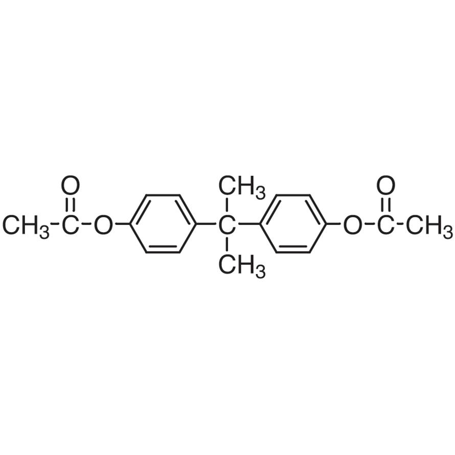 2,2-Bis(4-acetoxyphenyl)propane